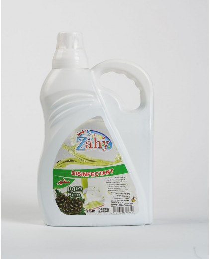 Zahay Disinfectant Smell Pine 3 L