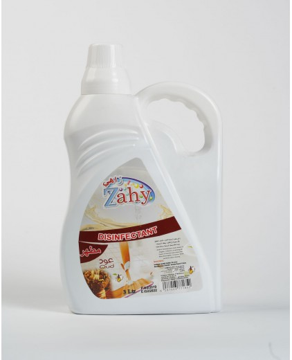 Zahay Disinfectant Smell Oud 3 L