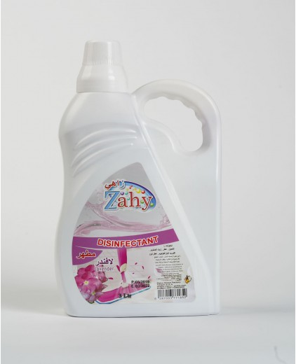 Zahay Disinfectant Smell Lavender 3 L
